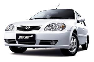 一汽夏利N3 白色