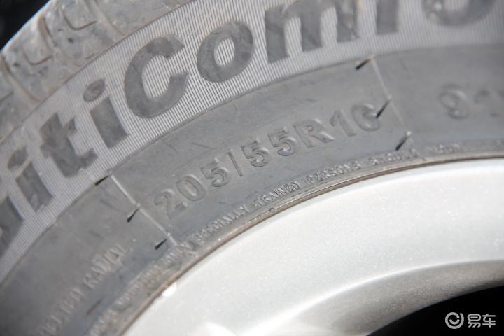【和悦rs 1.8l 运动型 五座轮胎规格图片】高清图片