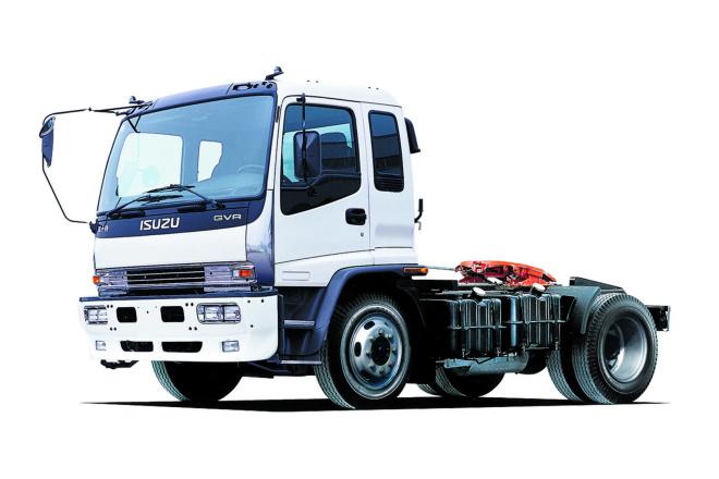 庆铃重型商用车 官方图