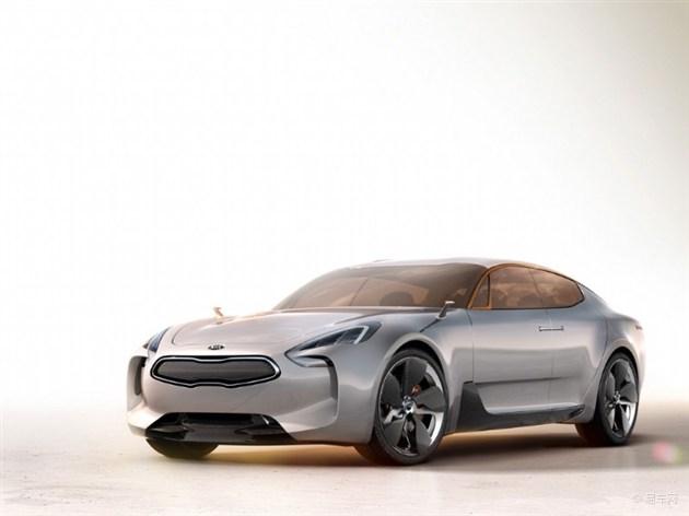 起亚GT概念车将量产 预计2016年上市
