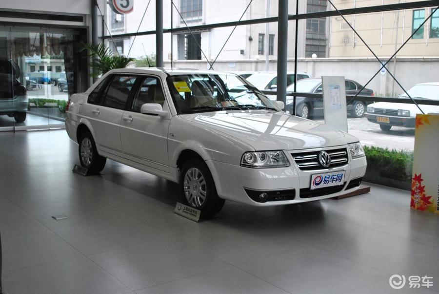 【桑塔纳志俊2008款1.8mt 舒适型外观汽车图片-汽车】
