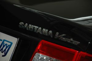 桑塔纳志俊外观-深黑图片