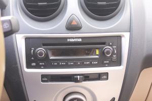 海马王子 中控台音响控制键