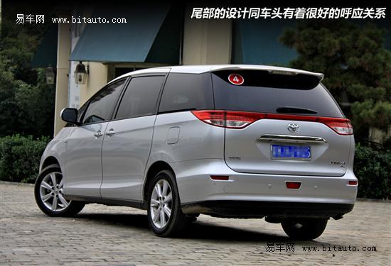 2013款普瑞维亚俗称大霸王2.4现车高清图片