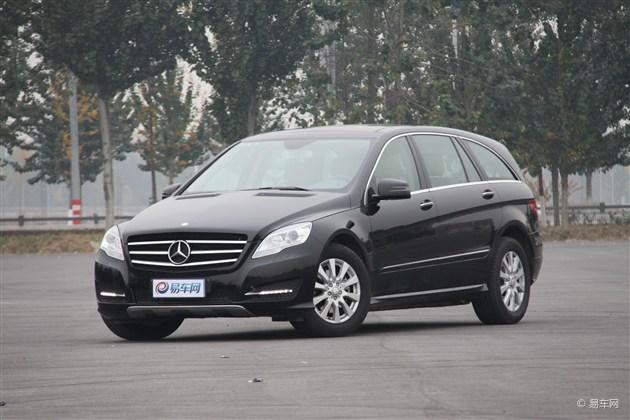 奔驰R级杭州最高优惠80000元 少量现车