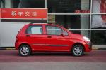 奇瑞QQ电动车正侧(车头向右)图片