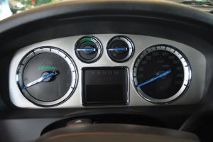 凯雷德 Hybrid仪表 图片