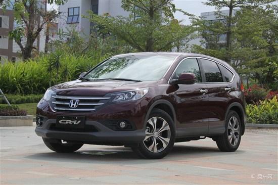 东本CR-V新增两款两驱车型 5月18日将上市