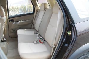 景逸SUV后排座椅图片