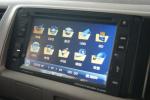 九龙商务车中控台音响控制键图片