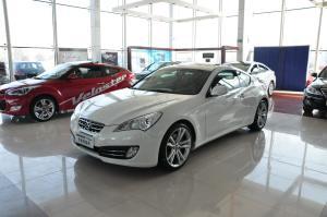 现代 劳恩斯coupe(进口) 2009款 2.0T 自动 豪华版