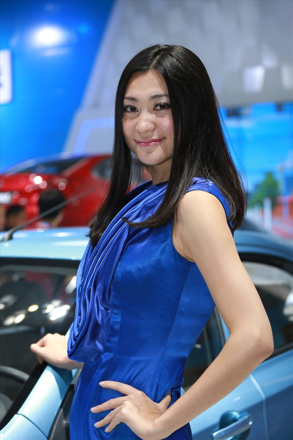长安汽车02号车模