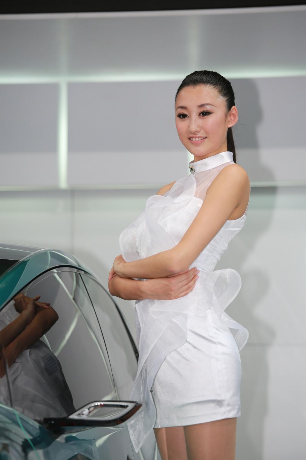 广汽10号车模