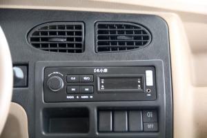 东风小康K01中控台音响控制键图片