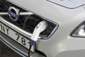 沃尔沃C30电动C30电动官方图图片