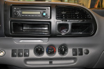 经典全顺中控台空调控制键图片