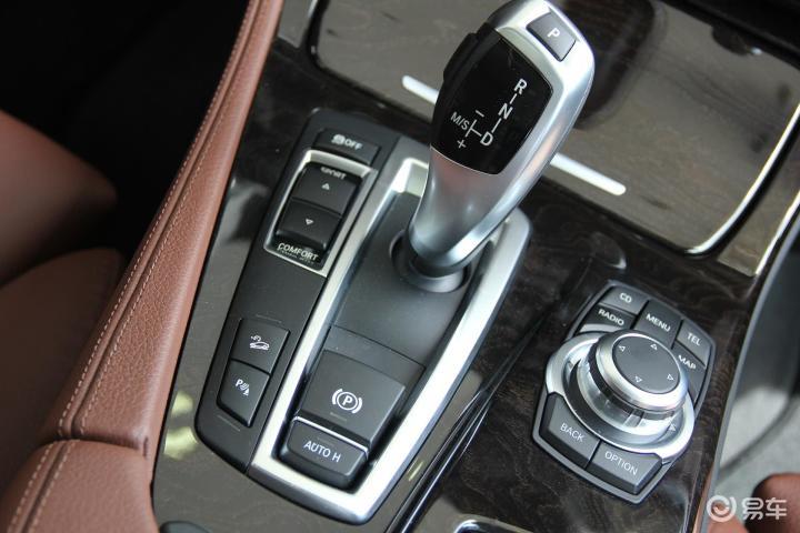 宝马5系 528i xDrive 豪华型挡把