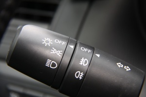 CX-5大灯开关