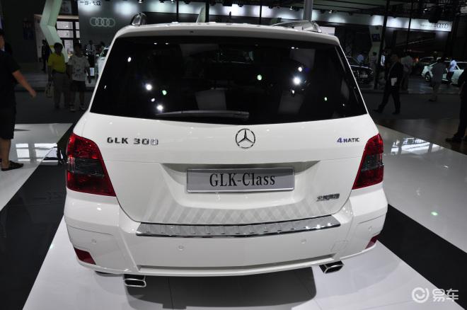 北京奔驰glk300特价 最高现金优惠7万 高清图片