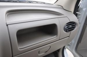 上汽大通MAXUS V80改装车 前排侧风口