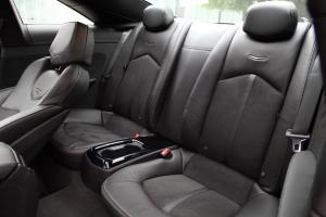 进口凯迪拉克CTS-V CTS-V Coupe实拍 空间