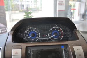上汽大通V80改装车 仪表