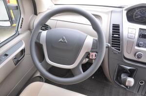 上汽大通MAXUS V80改装车 方向盘