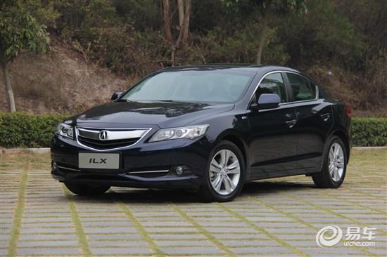讴歌油电混合车型ILX现车销售 订金5万