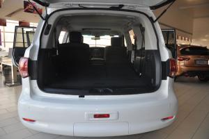 英菲尼迪QX行李箱空间图片