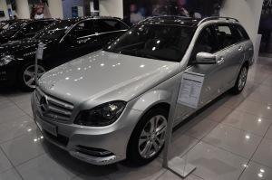 奔驰C级(进口) 2011款 1.8T 自动 C200时尚旅行版