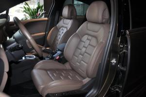 进口DS 4 驾驶员座椅