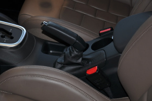 DS 4驻车制动(手刹,电子,脚刹)