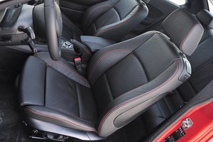 宝马1系M(进口)驾驶员座椅图片