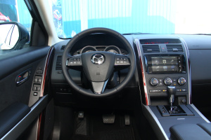 CX-9完整内饰(驾驶员位置)