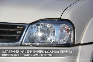 郑州日产D22皮卡试驾日产D22图解图片