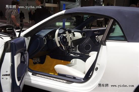 丰田86敞篷版   丰田将推gt-86敞篷版 与斯巴鲁   丰田gt-高清图片