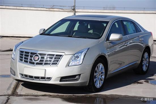 凯迪拉克XTS增两款车型 售36.99-39.99万