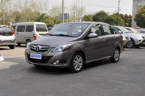 北京 北汽E系列三厢 2013款 1.5L 自动 三厢乐享版
