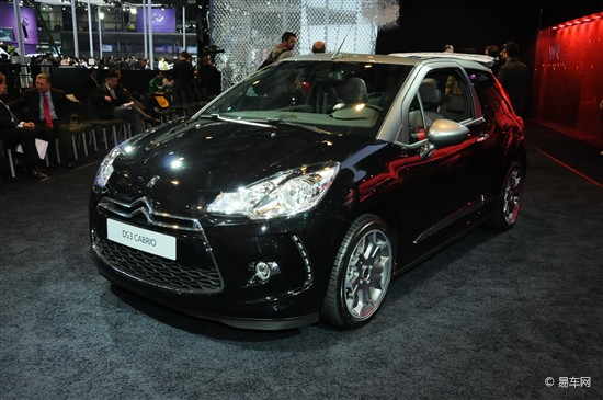 DS公布新车计划 2014年将有两款新车上市