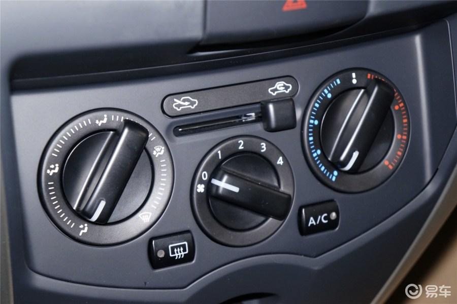 6xe 手动 舒适版中控台空调控制键汽车