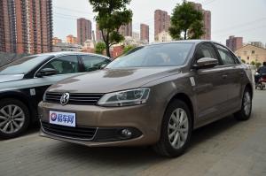 大众 速腾 2012款 1.6L 自动 舒适型