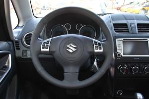 天语SX4锐骑 方向盘