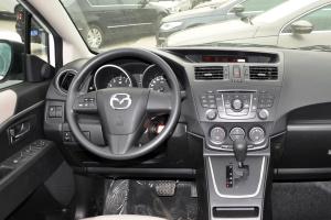 马自达5(进口)完整内饰(驾驶员位置)图片