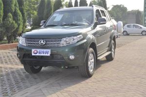 北汽制造 北京BW007 2011款 2.0L 手动 两驱都市舒适型