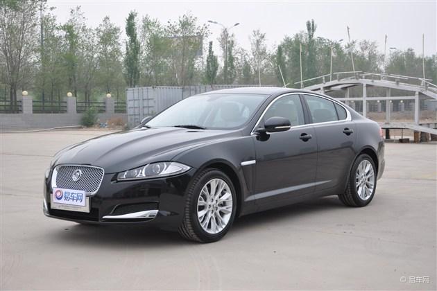 捷豹XF将推长轴版车型 专为中国市场打造