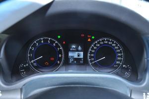 英菲尼迪G仪表盘背光显示图片
