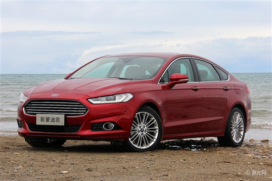 福特将升级旗下车型 旨在提升燃油效率