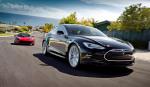 MODEL S(进口)Tesla Model S海外试驾图片