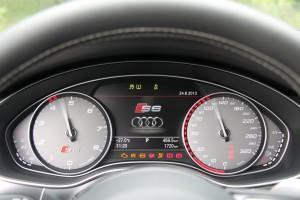 奥迪S6(进口)仪表 图片