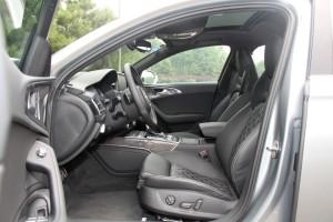 奥迪S6(进口)前排空间图片